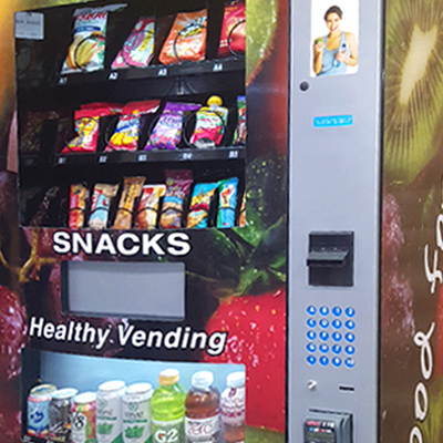 Santa Ana, CA vending: Two In One Machines!