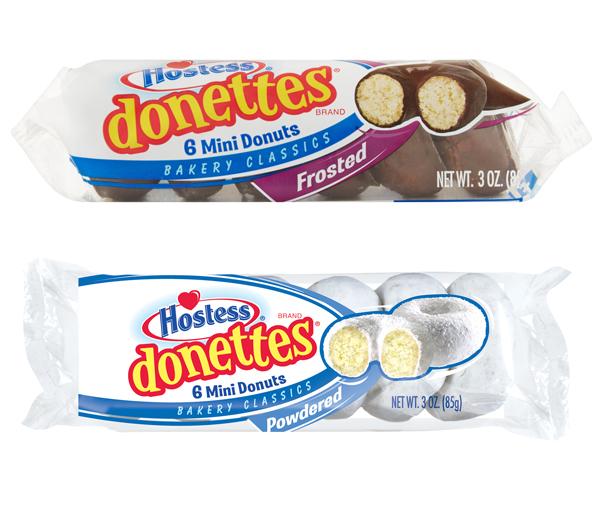 Chocolate/Powdered Sugar Donuts